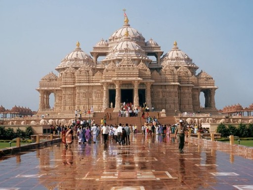 Akshardham from Wikipedia